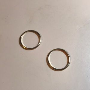 Urban Outfitters mini rings